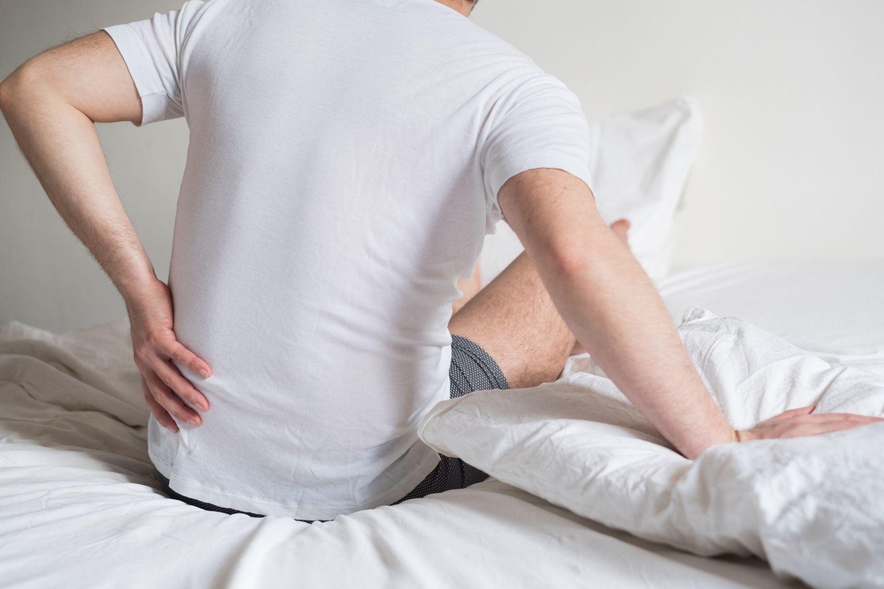 Cómo dormir bien importancia colchón
